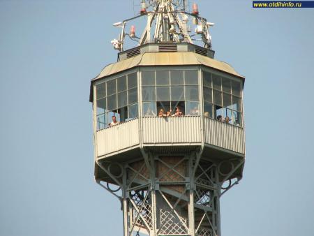 Фото: Петржинская обзорная башня