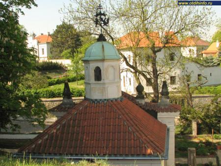 Фото: Часовня Девы Марии Шанцовской, часовня Девы Марии Лоретанской