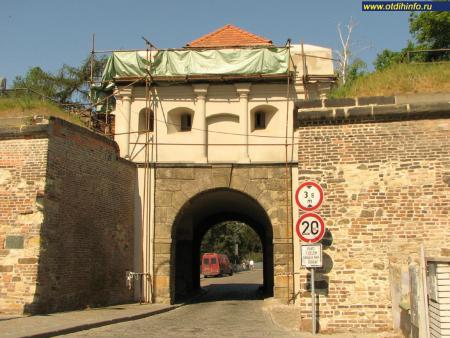 Фото: Таборские ворота