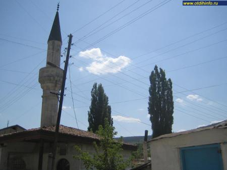 Фото: Мечеть Тахталы-Джами
