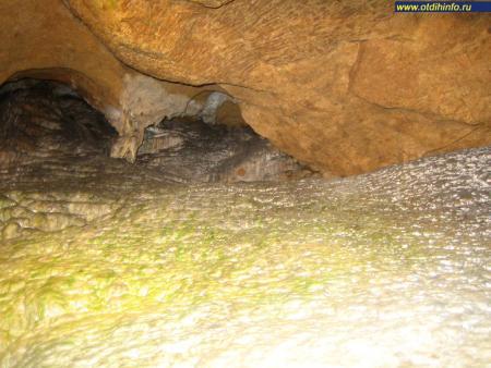 Фото: Красная пещера, пещера Кизил-Коба