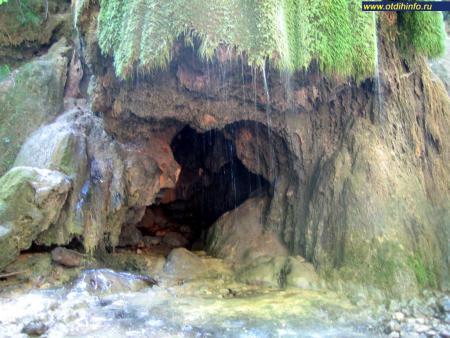Фото: Водопад Серебряные струи