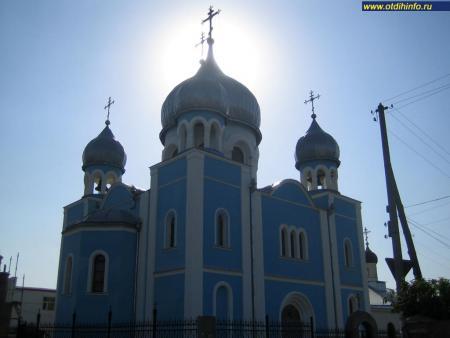 Фото: Церковь Феодоровской иконы Божией Матери