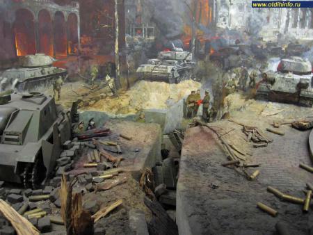 Фото: Центральный музей Великой Отечественной войны 1941–1945 г. г.
