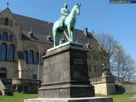 Фото: Памятник Вильгельму Великому I