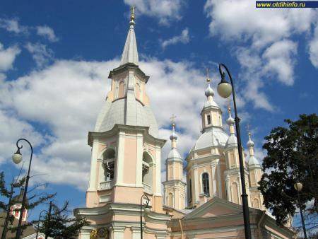 Фото: Андреевский собор, собор Святого апостола Андрея Первозванного