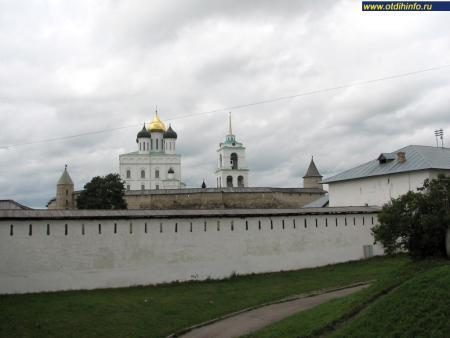 Фото: Псковский кремль