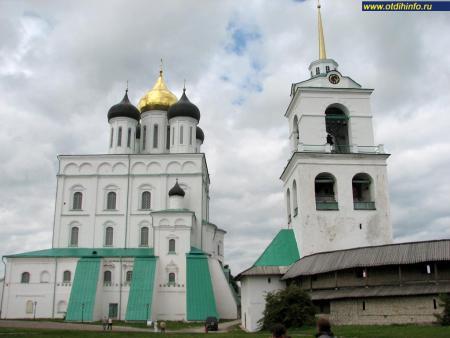 Фото: Троицкий собор