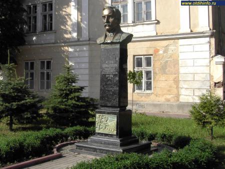 Фото: Памятник П.И. Прокоповичу