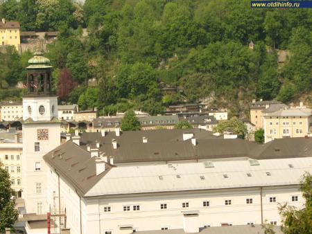 Фото: Новая резиденция архиепископов