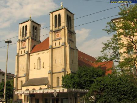 Фото: Церковь Сан-Андре, церковь Святого Андрея