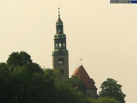 Фото: Мюлльнская церковь