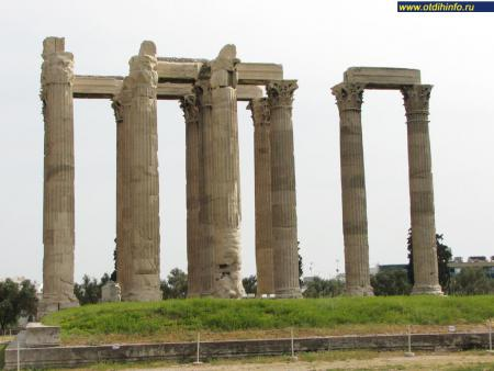 Фото: Храм Зевса Олимпийского