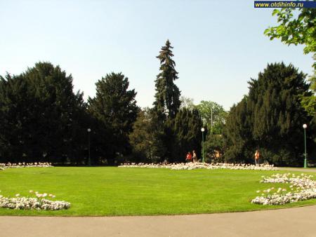 Фото: Королевский сад