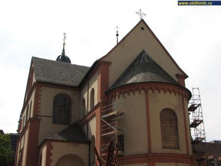 Фото: Церковь Ноймюнстер