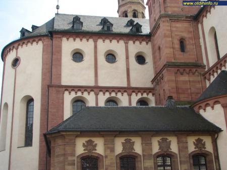 Фото: Вюрцбургский кафедральный собор, Собор Святого Килиана