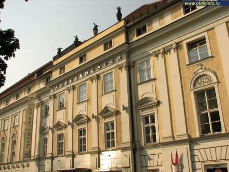 Фото: Ландестеатр Линца, земельный театр
