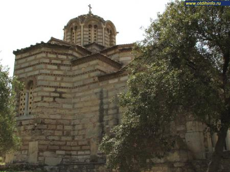 Фото: Церковь Святых апостолов