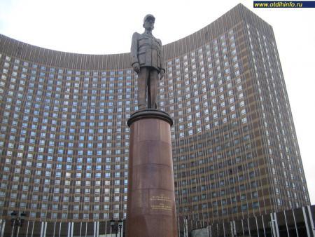 Фото: Памятник Шарлю де Голлю