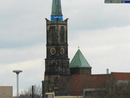 Фото: Церковь Святого Стефана