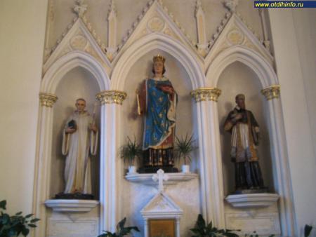 Фото: Костел Святого Людовика Французского