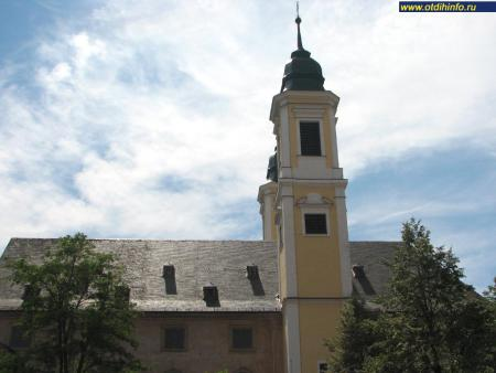 Фото: Церковь Святого Стефана, бенедиктинский монастырь