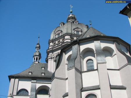 Фото: Монастырь Хауг