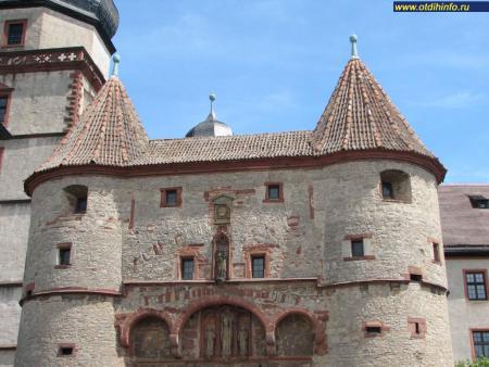 Фото: Крепость Мариенберг