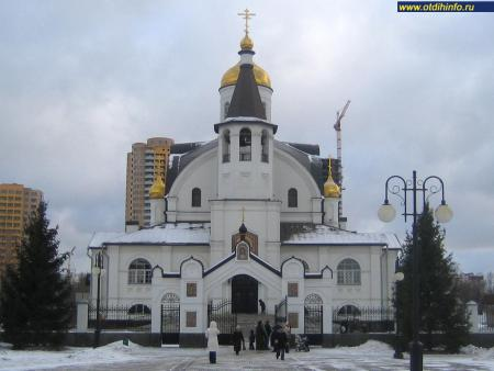 Фото: Церковь Казанской иконы Божией Матери