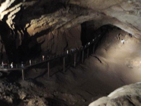 Фото: В пещере <br />Автор фото: Маришка и Андрей