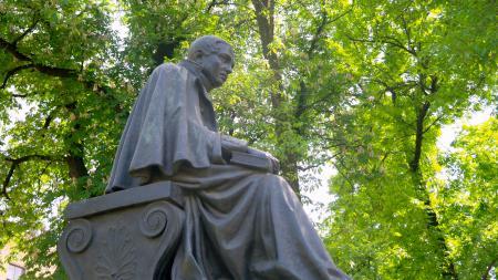 Фото: Памятник Лермонтову <br />Автор фото: Голиков Валерий Памятник Лермонтову