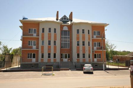 Фото: Апарт отель Сияние Тамана <br />Автор фото:  Здание