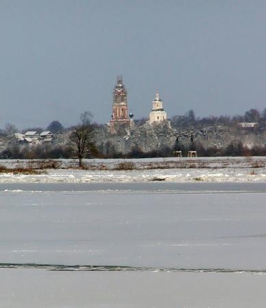 Фото: Когда же восстановят  этот храм? <br />Автор фото: Александр Павлович